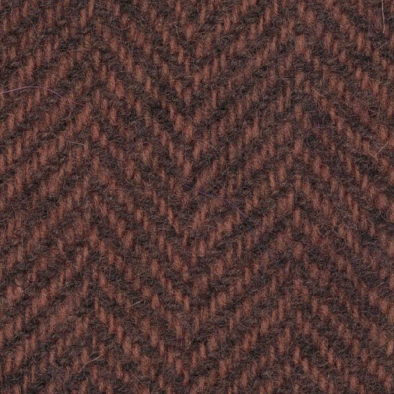 Wool Fat Quarter Clover Herringbone