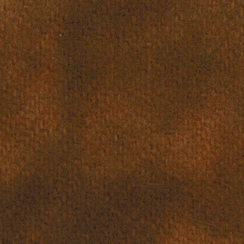 Wool Fat Quarter - Pumpkin Solid