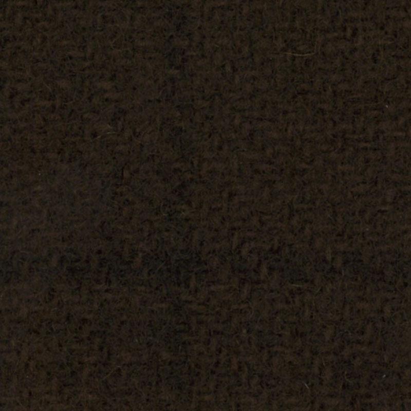 Wool F.Qtr Chocolat Glens Plaid