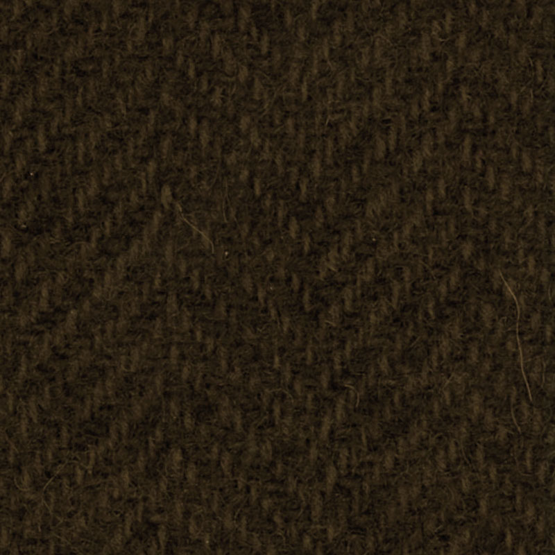 Wool F.Qtr Cowpatty Herringbone