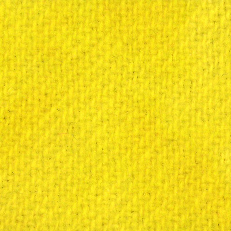 Wool F.Qtr Canary Solid