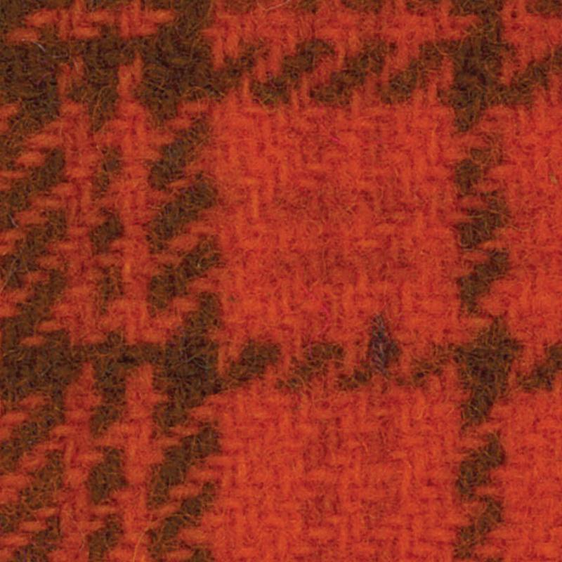 Wool Fat Quarter Oriole Plaid