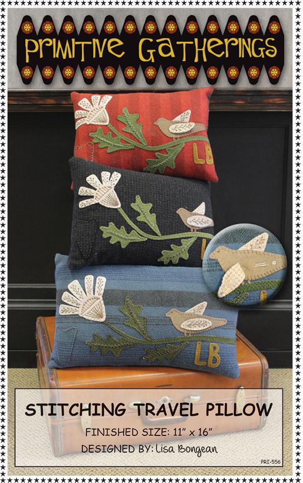 Stitching Travel Pillow