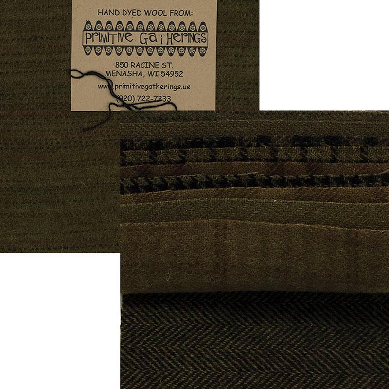 Wool 5 Charm Sage
