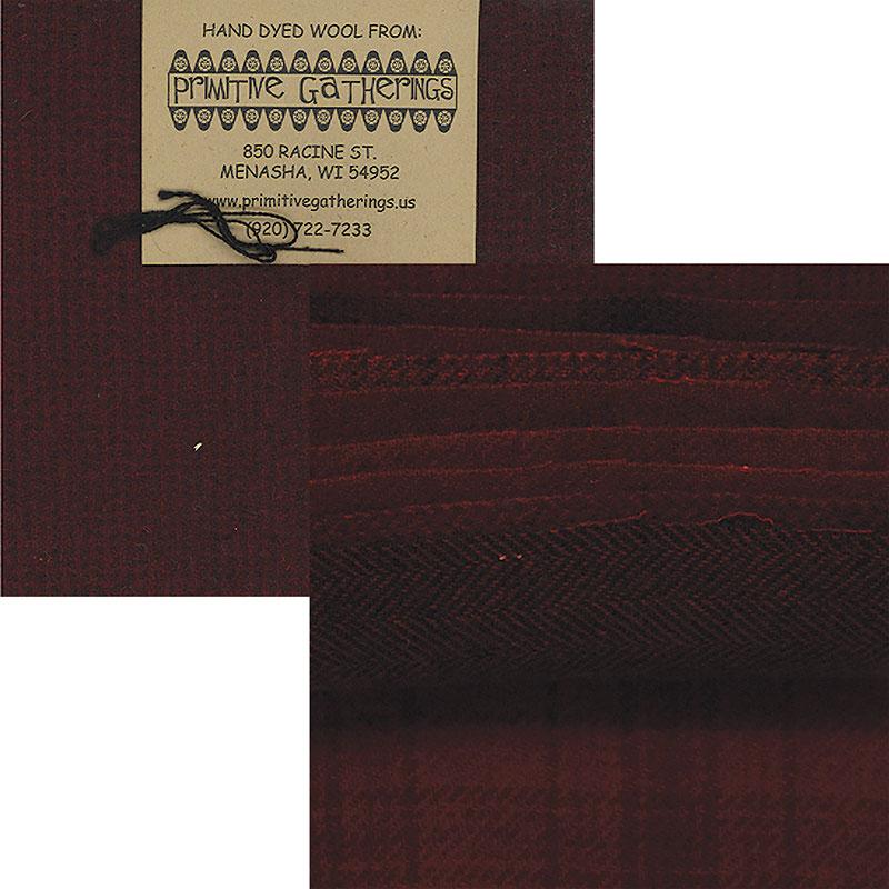 Wool 5 Charm Saltbox