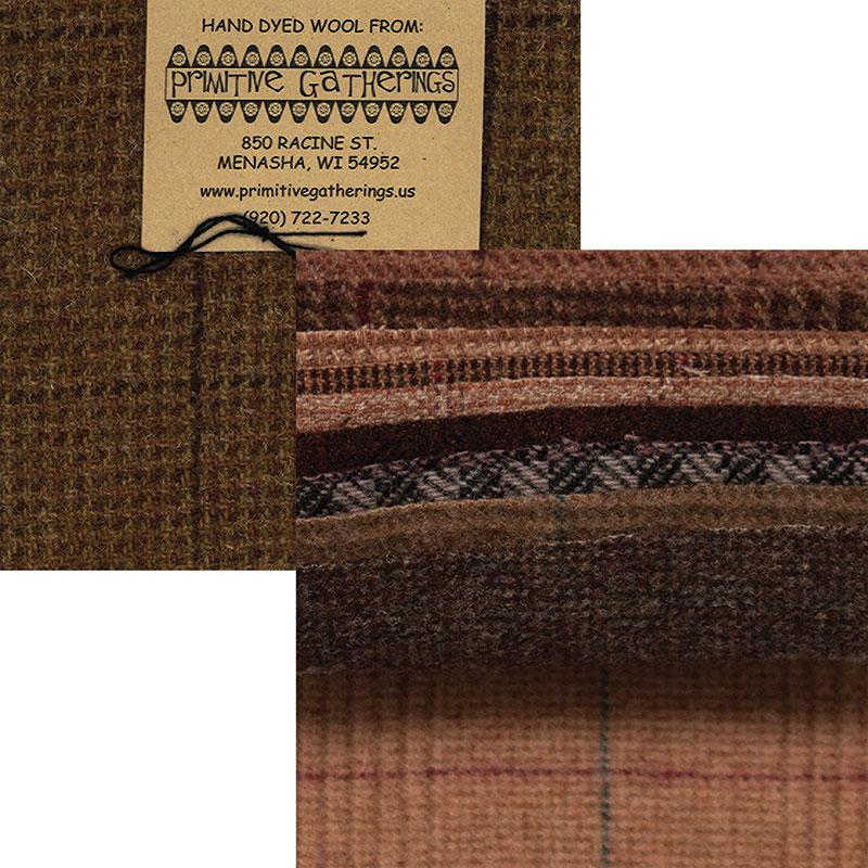 Wool 5 Charm - Basket