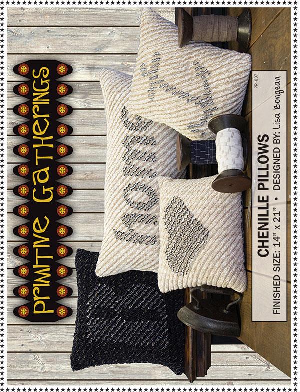 Chenille Pillows Pillow