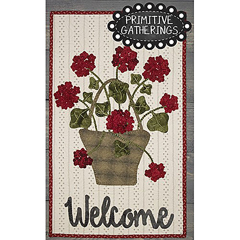 Summer Welcome Banner Kit PRI 670