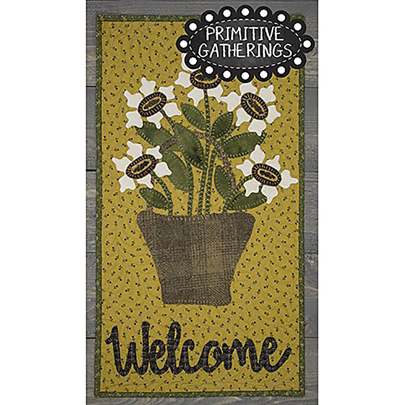 Fall Welcome Banner Kit