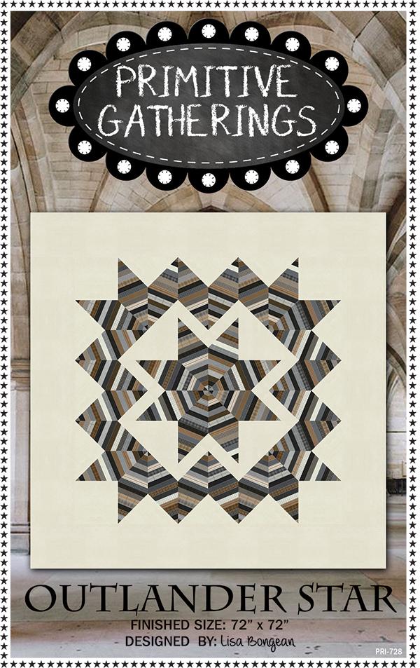 Outlander Star by Primitive Gatherings PRI-729