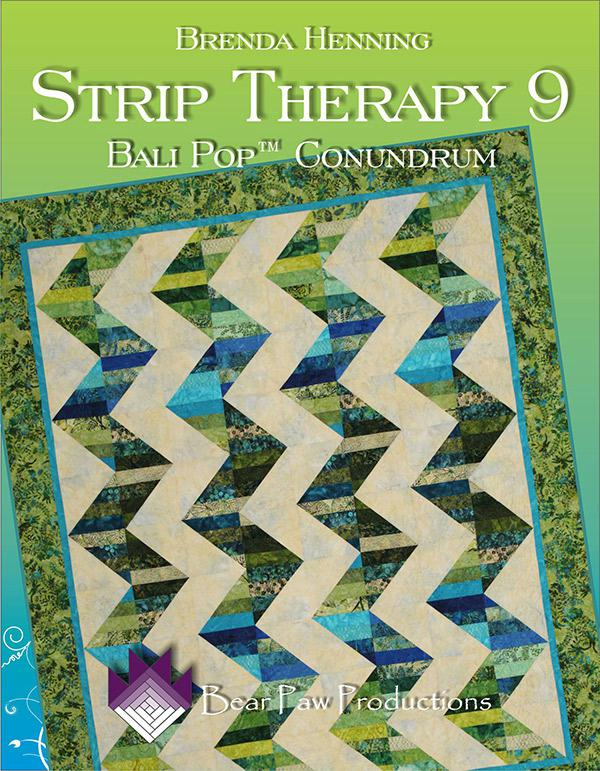 Strip Therapy 9- Bali Pop Conundrum- Softcover