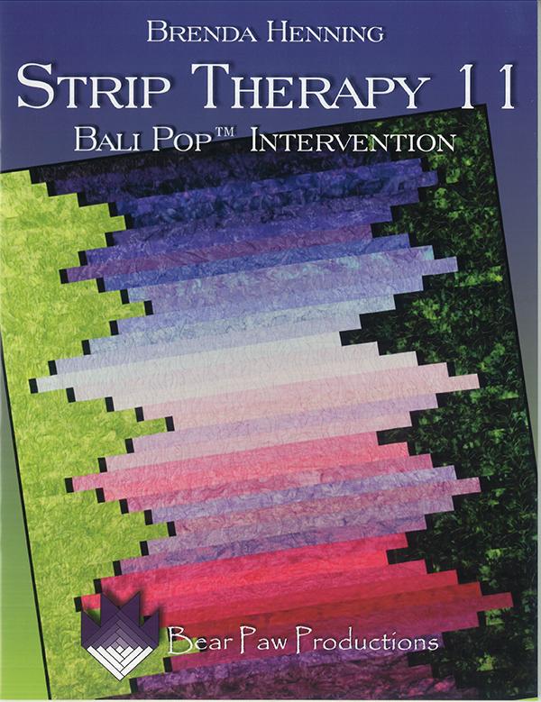 Strip Therapy 11/Bali Pop Inter
