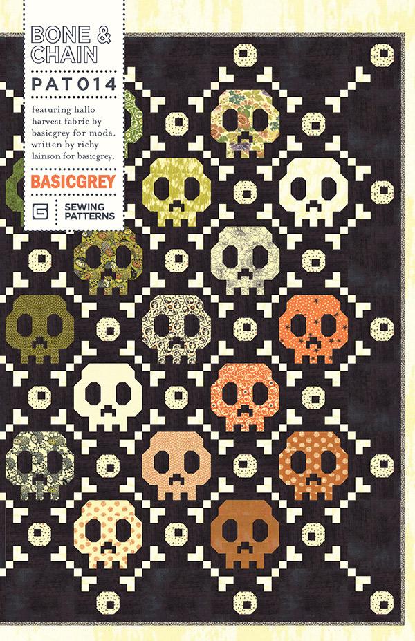 Bone and Chain BG PAT014