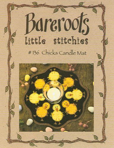 Little Stitchies - July