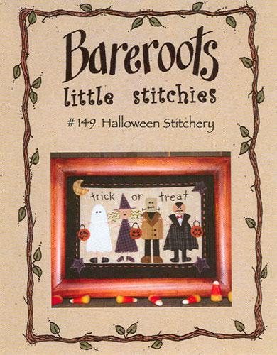 Little Stitchies Halloween Stit