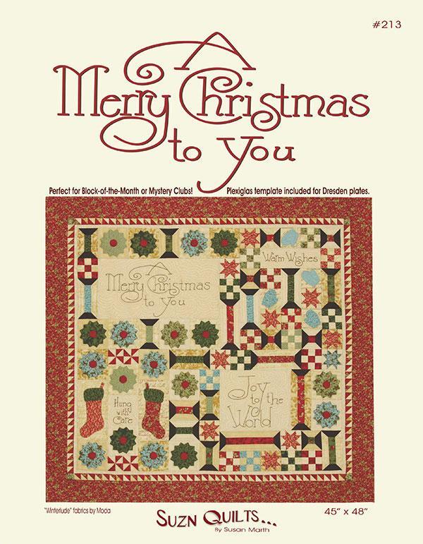 A Merry Christmas To You BOM/6