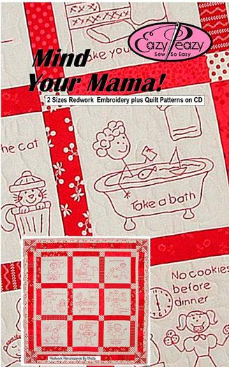 Eazy Peazy - Mind Your Mama CD