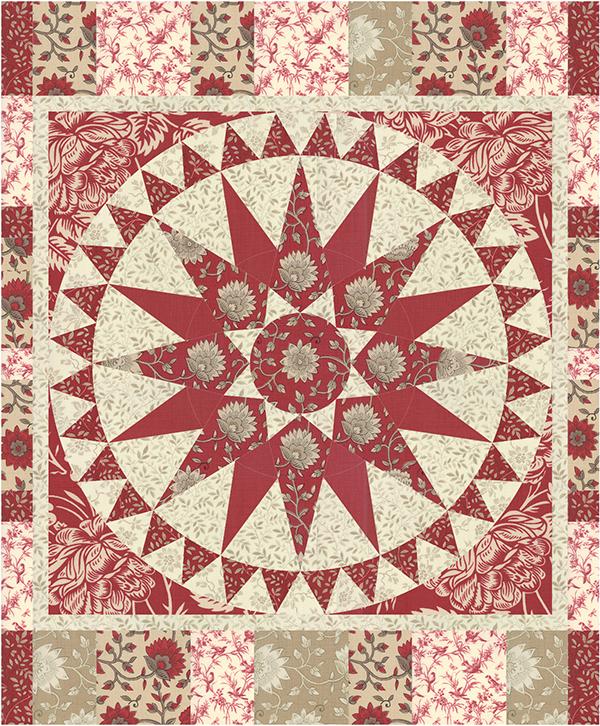 Pattern - Maison De Bernadette