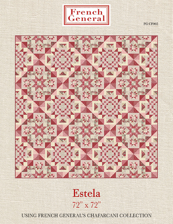 Chafarcani Estela Pattern
