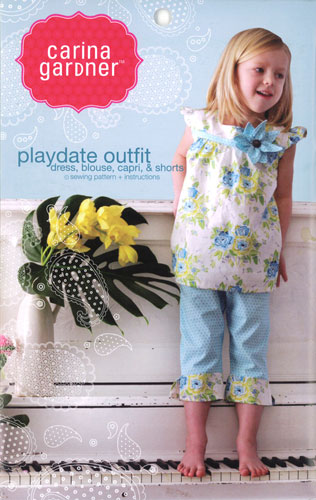 Playdate Outfit</br>Carina Gardner