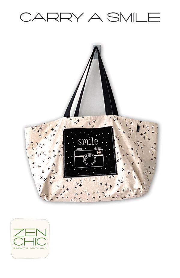 Carry A Smile Bag Pattern