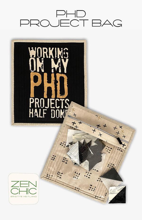 PHD Project Bag