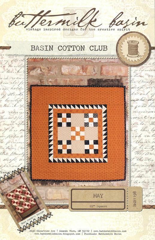 Basin Cotton Club May
