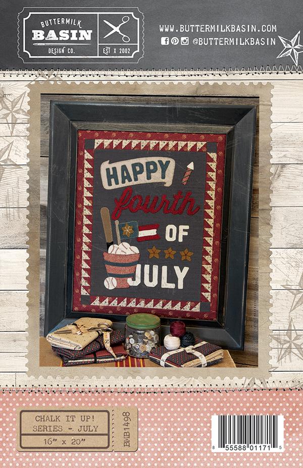 Chalk It Up Series/July
