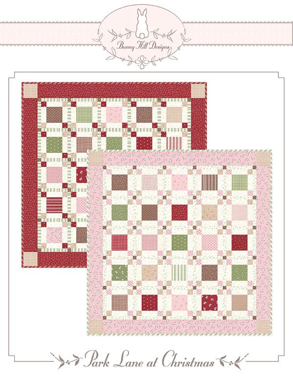 Park Lane At Christmas Quilt Pattern