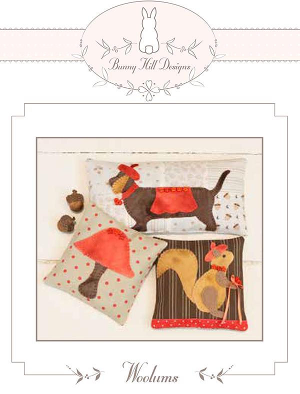 Woolums Pin Cushions Pattern