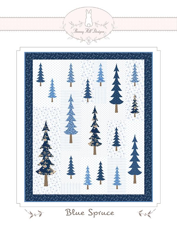 Blue Spruce Pattern 2165