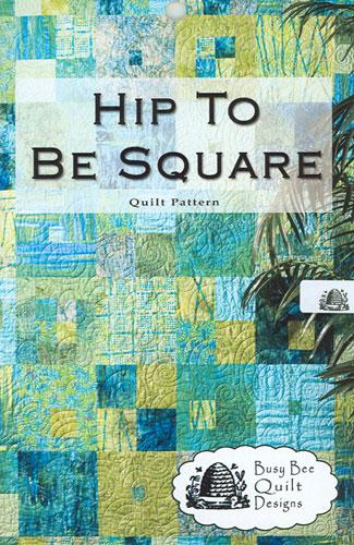 BBQ 01 Hip To Be Square Quilt Pattern
