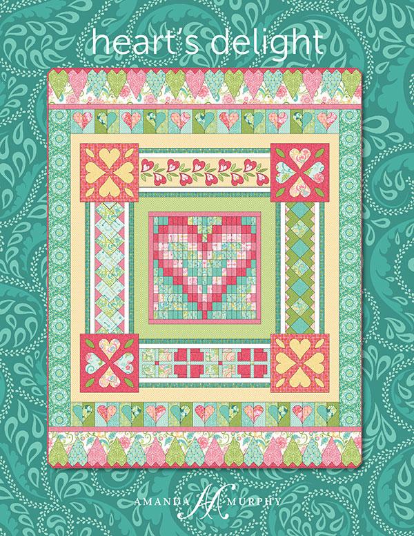 Hearts Delight BOM Pattern