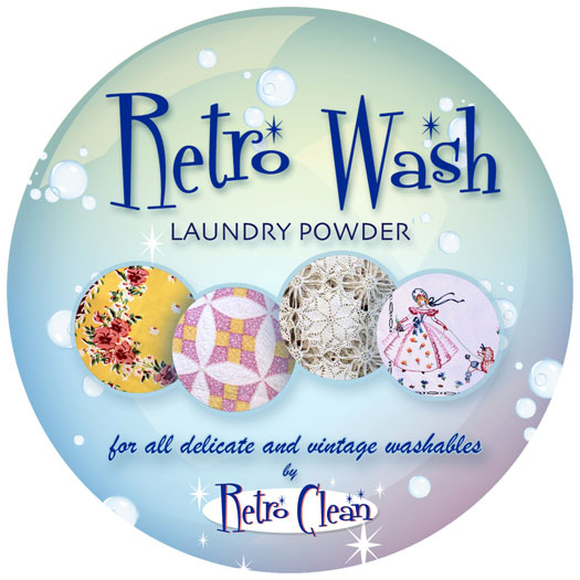 Retro Wash Laundry Powder
