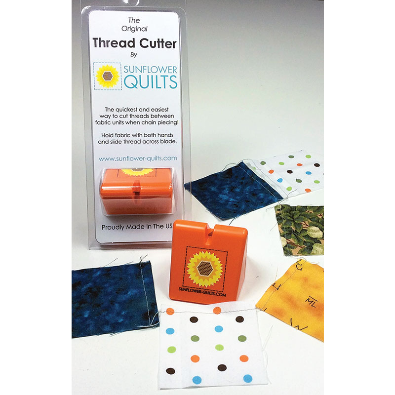 Thread Cutter Orange