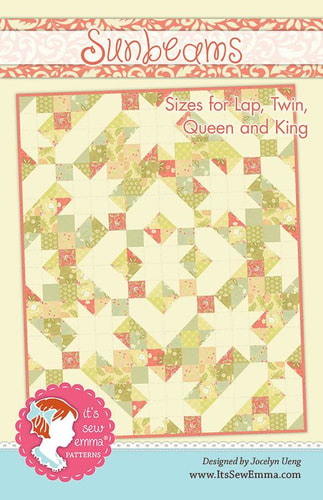 Sunbeams Quilt Pattern