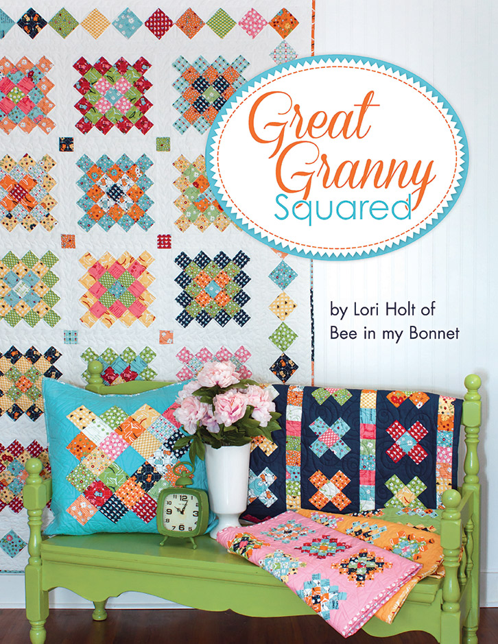 Great Granny Squared Book by It's Sew Emma+