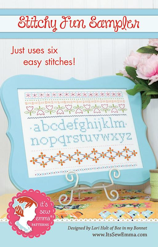 Stitchy Fun Sampler