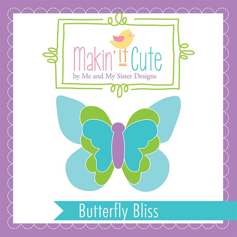 Makin It Cute Butterfly Bliss