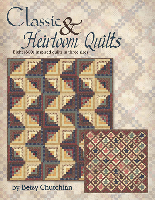 ISE-911 Classic & Heirloom Quilts by Betsy Chutchian