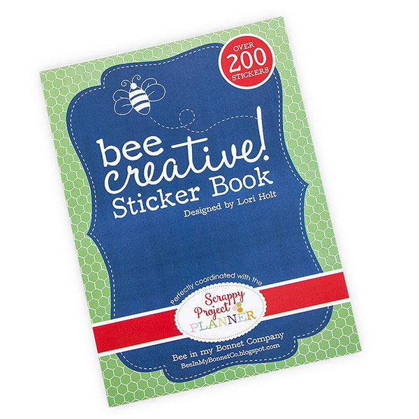 Lori Holt, Bee Creative Sticker Book