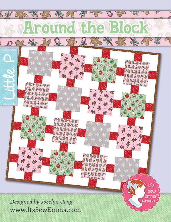 Little P - Around the Block Pattern