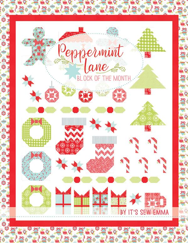 Peppermint Lane BOM/12 Mo