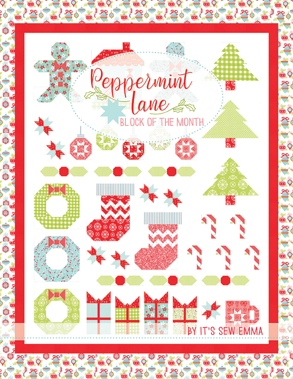 Peppermint Lane BOM Book