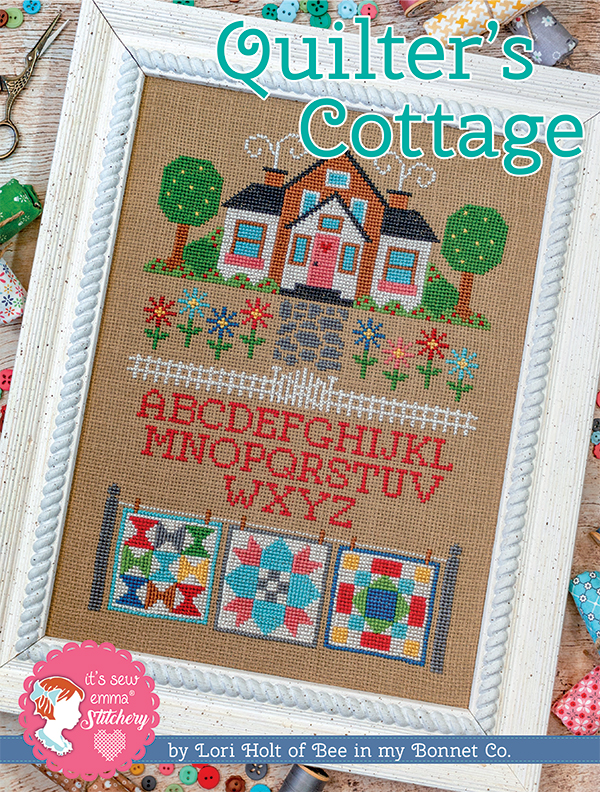 Quilters Cottage Cross Stitch