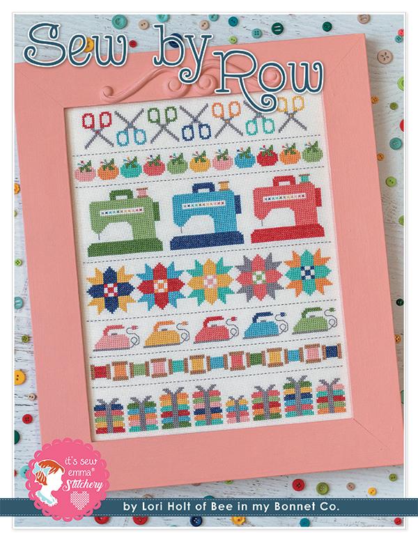 Sew By Row Cross Stitch