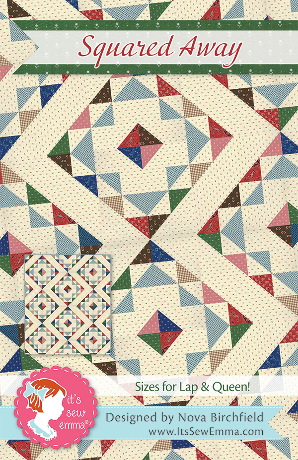 Squared Away Quilt Pattern