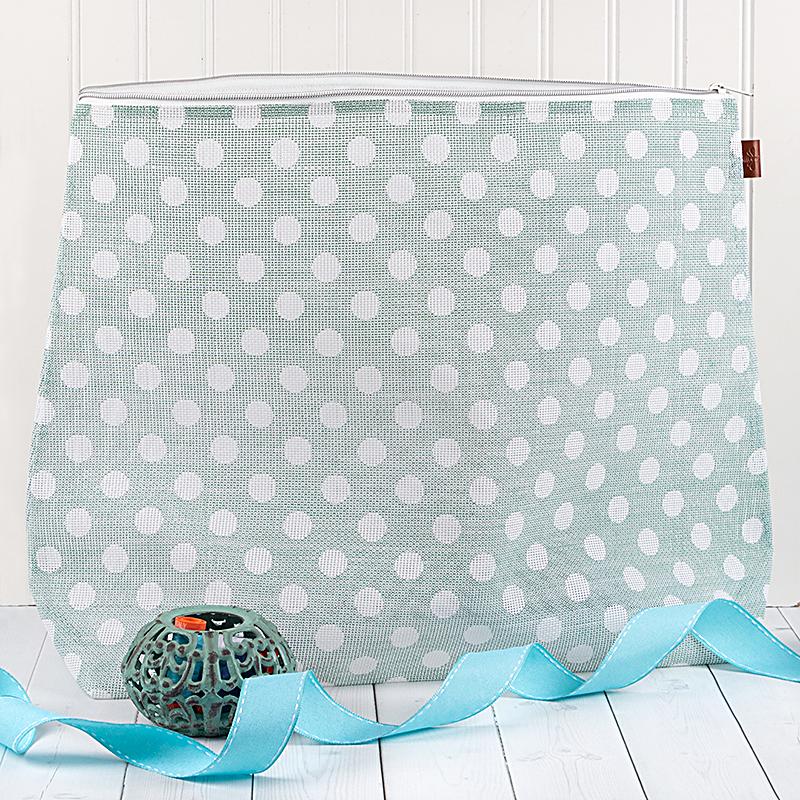 Big Dottie Project Bag by Lori Holt/It's Sew Emma
