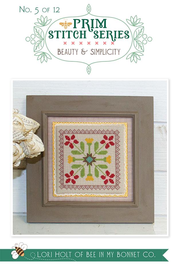 Prim Stitch Series 5 Beauty & Simplicity