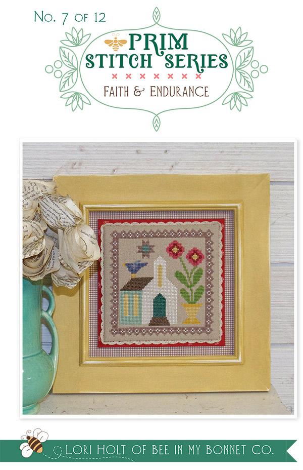 Prim Stitch Series 7 Faith & Endurance